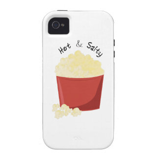 Hot & Salty iPhone 4 Cover