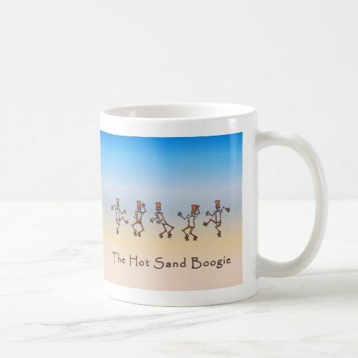 Hot Sand Boogie Coffee Mug