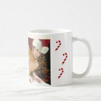 Hot Santa coffee mug