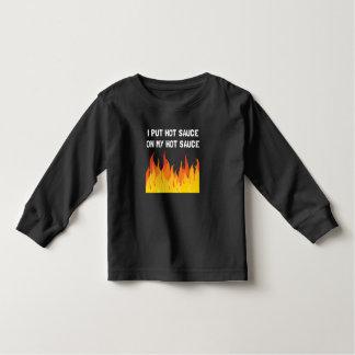 Hot Sauce Boss Toddler T-shirt