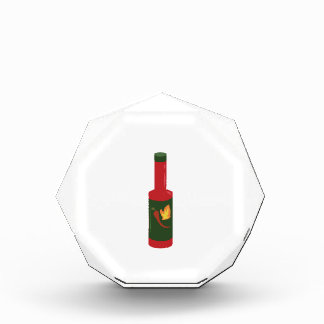 Hot Sauce Bottle Award