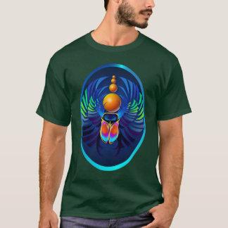 Hot Scarab dark Oval Shirts