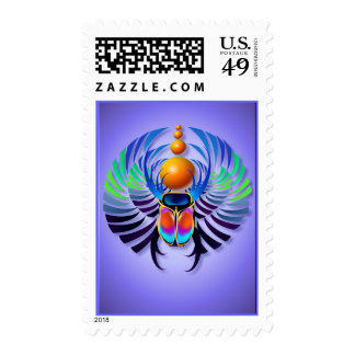 Hot Scarab light Postage