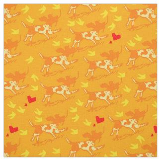 Hot Season Fabric