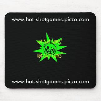 hot shot gammes 2, www.hot-shotgames.piczo.com,... mouse pad