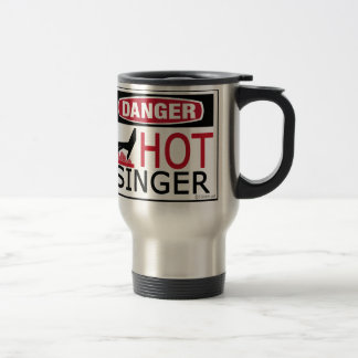 Hot Singer Travel Mug