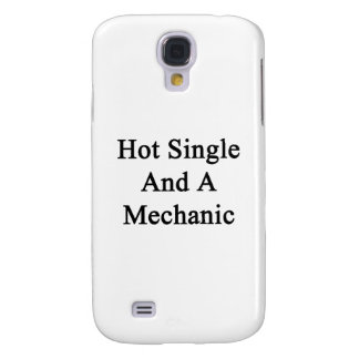 Hot Single And A Mechanic Samsung Galaxy S4 Cover