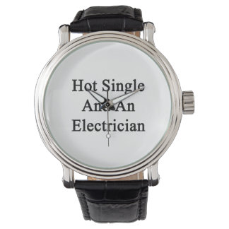 Hot Single And An Electrician Watches
