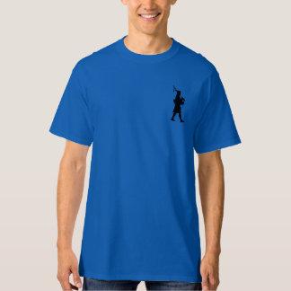 Hot Single Bagpipe Player T-Shirt