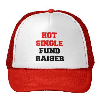 Hot Single Fund Raiser Trucker Hat