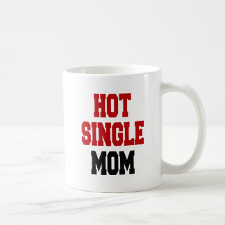 Hot Single Mom Coffee Mug