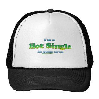 Hot Single Trucker Hat