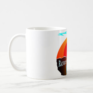 Hot Skim Dispenser Coffee Mug
