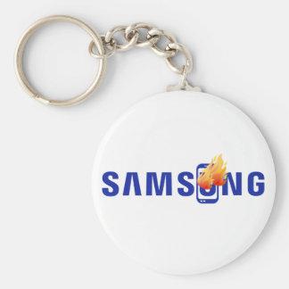 Hot Smartphone Keychain