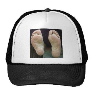HOT SOLES TRUCKER HAT