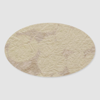 Hot Spices - Shade, Flowrals, Dots, Waves n Glaze Oval Sticker