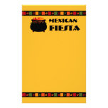 Hot & Spicy Fiesta Stationery
