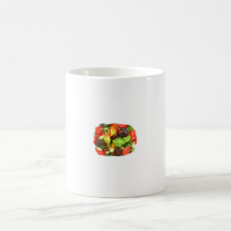 Hot Spicy Peppers Different Species, Spice it up! Coffee Mugs