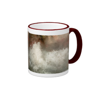 Hot spring in Azores Coffee Mugs