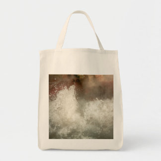 Hot spring in Azores Tote Bag