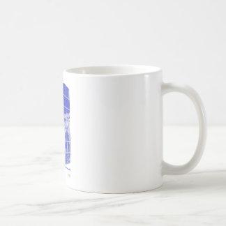 Hot Springs, AR BlueTile Reflection Gifts Apparel Coffee Mug