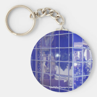 Hot Springs, AR BlueTile Reflection Gifts Apparel Key Chains
