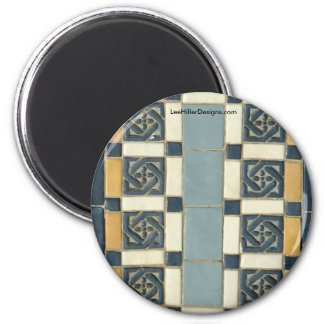Hot Springs, AR The Maurice Tiles Gifts Apparel Fridge Magnet