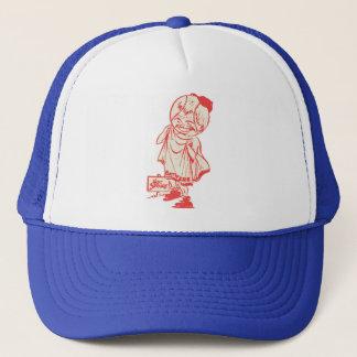 Hot Springs Bathers Baseball Tee Trucker Hat