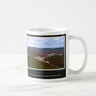 Hot Springs City and National Park Centennial Ed Coffee Mug