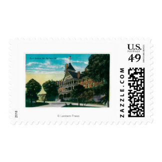 Hot Springs in Paso Robles, CAPaso Robles, CA Postage