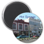Hot Springs magnet