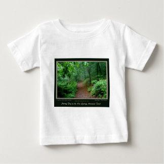 Hot Springs Mt Trail National Park Centennial Ed Baby T-Shirt