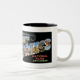 Hot Springs mug