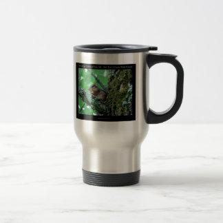 Hot Springs National Park, AR Chipmunk Snack Gifts Travel Mug