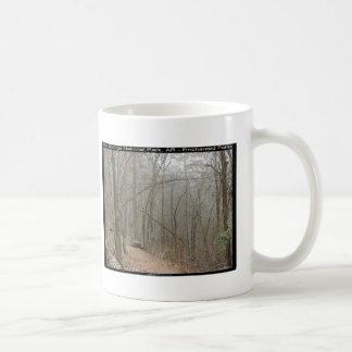 Hot Springs National Park, AR - Enchanted Paths Coffee Mug