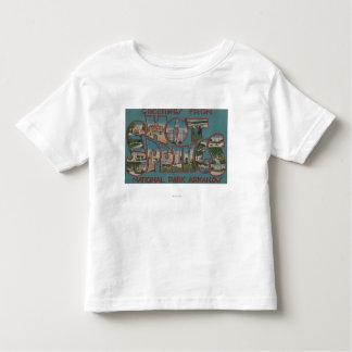 Hot Springs National Park, Arkansas Toddler T-shirt
