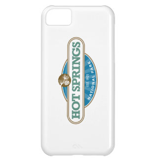 Hot Springs National Park iPhone 5C Cover