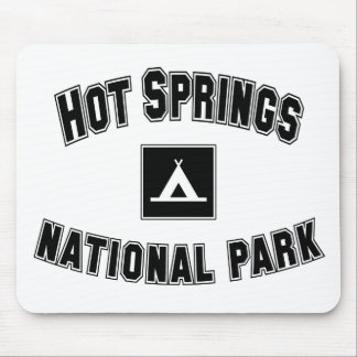 Hot Springs National Park Mouse Pad