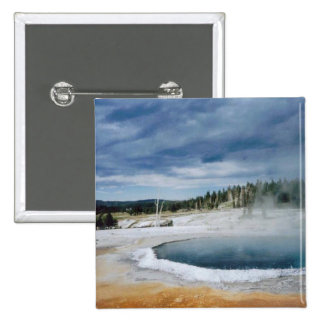 Hot Springs-Yellowstone Button