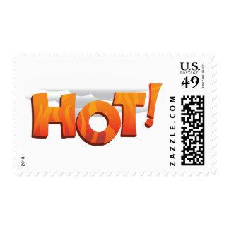 Hot! Stamp