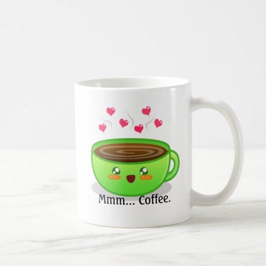 Hot Steamy Coffee Mug