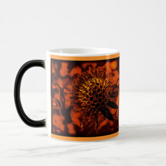 Hot Stuff 11 Oz Magic Heat Color-Changing Coffee Mug