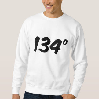 Hot Stuff 134 Degrees Witty Sweatshirt