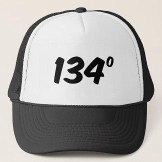 Hot Stuff 134 Degrees Witty Trucker Hat