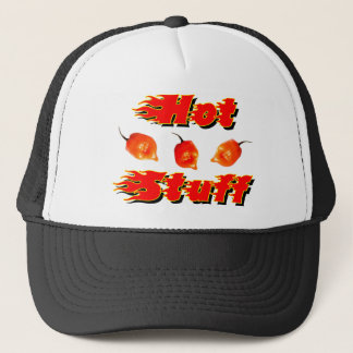 Hot Stuff /3 Trucker Hat
