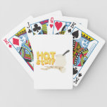 Hot Stuff Bicycle Playing Cards