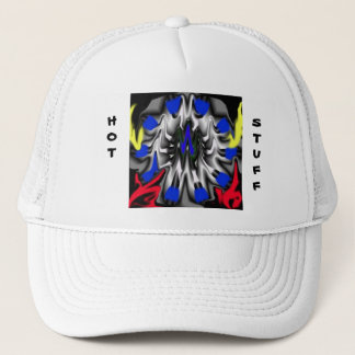 HOT, STUFF CAP