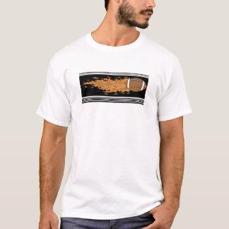 Hot Stuff Football T-Shirt