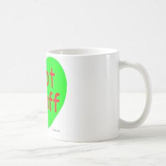 Hot Stuff Heart Coffee Mug