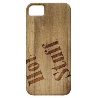 Hot Stuff iPhone SE/5/5s Case